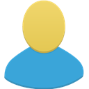 user MediumTurquoise icon
