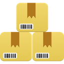 Maintenance, inventory SandyBrown icon