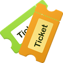 Ticket Goldenrod icon