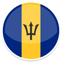 Barbados DarkSlateBlue icon