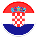 Croatia DarkBlue icon