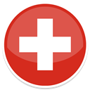 Switzerland IndianRed icon