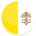 city, vatican Gold icon