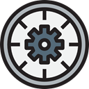 scheme, productivity, Business, Hierarchy, time, management, time management, Business And Finance WhiteSmoke icon