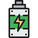 Battery, technology, Energy, charging, charge, Bolt, Business And Finance, power Black icon