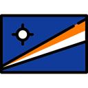 flag, Country, Marshall Island, flags, Nation, world MidnightBlue icon