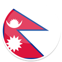 Nepal IndianRed icon
