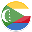 Comoros MediumSeaGreen icon