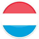 Luxembourg DeepSkyBlue icon