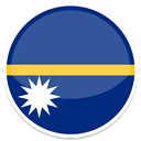 Nauru DarkSlateBlue icon