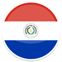 Paraguay DarkBlue icon