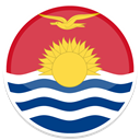 Kiribati IndianRed icon