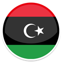 Libya DarkSlateGray icon