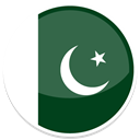 Pakistan DarkSlateGray icon