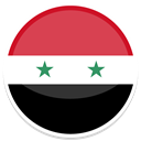 Syria IndianRed icon