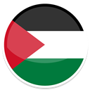 palestinian, territory ForestGreen icon