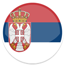 Serbia IndianRed icon