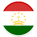 Tajikistan DarkGreen icon