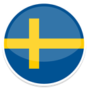 sweden SteelBlue icon