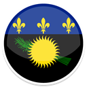 Guadeloupe Black icon
