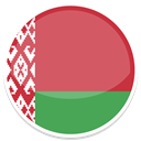 Belarus IndianRed icon