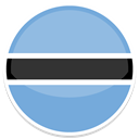Botswana SkyBlue icon