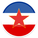 ex yugoslavia, yugoslavia Red icon