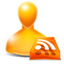 Rss, Avatar Black icon