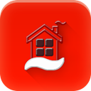house Red icon