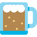 drink, Pint, Beer Mug, Pint Of Beer, food, mug, beer Peru icon