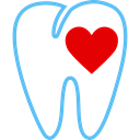 medical, healthcare, Teeth, tooth, Dentist, Healthcare And Medical, Protection, Dental Care Black icon