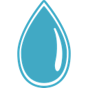 Rain, Healthcare And Medical, weather, drop, Teardrop, raindrop, water, nature MediumTurquoise icon
