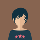 user, Girl, people, woman, profile, Avatar, Business DimGray icon