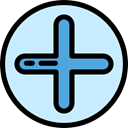 button, plus, Add, interface, signs, mathematics, maths, Seo And Web PaleTurquoise icon