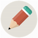 editor, Draw, Edit, pencil, Pen, graphic Gainsboro icon