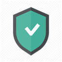 safety, shield, Guard, Protection, Defence, security, Safe DimGray icon