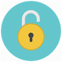 locked, Key, protect, security, Lock, Safe, private MediumTurquoise icon