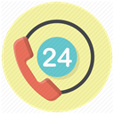 help, helpdesk, Shop, support, Call centre, operator, hotline PaleGoldenrod icon