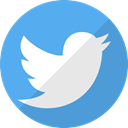 bird, tweet, Communication, Message, Chat, twitter, Social CornflowerBlue icon