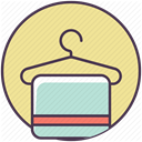 Body, cosmetics, Beauty, Sauna, care, spa, towel Khaki icon