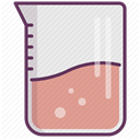 treatment, care, hospital, recovery, medicine DarkSalmon icon