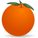 gcds, Orange OrangeRed icon