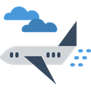 travel, airplane, Airport, Aeroplane, transport, flight, Plane Black icon
