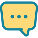Text, Message, Communication, speech bubble, interface, Business And Finance, Dialogue, talk, social network, Chat, Conversation, Social Khaki icon