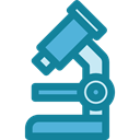 Business And Finance, science, scientific, medical, microscope, Tools And Utensils, Observation Icon