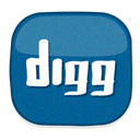 Digg Teal icon