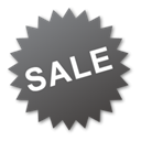 sale, Label DimGray icon