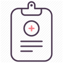 care, recovery, medicine, hospital, treatment DarkSlateGray icon
