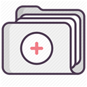 care, treatment, recovery, hospital, medicine WhiteSmoke icon