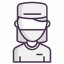treatment, care, recovery, medicine, hospital DarkSlateGray icon